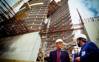 6 tipos de concreto utilizados em construções. Conheça!